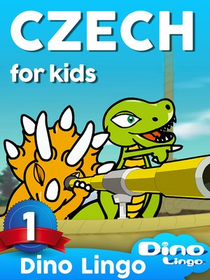 cover image of Czech for Kids, Lesson 1
